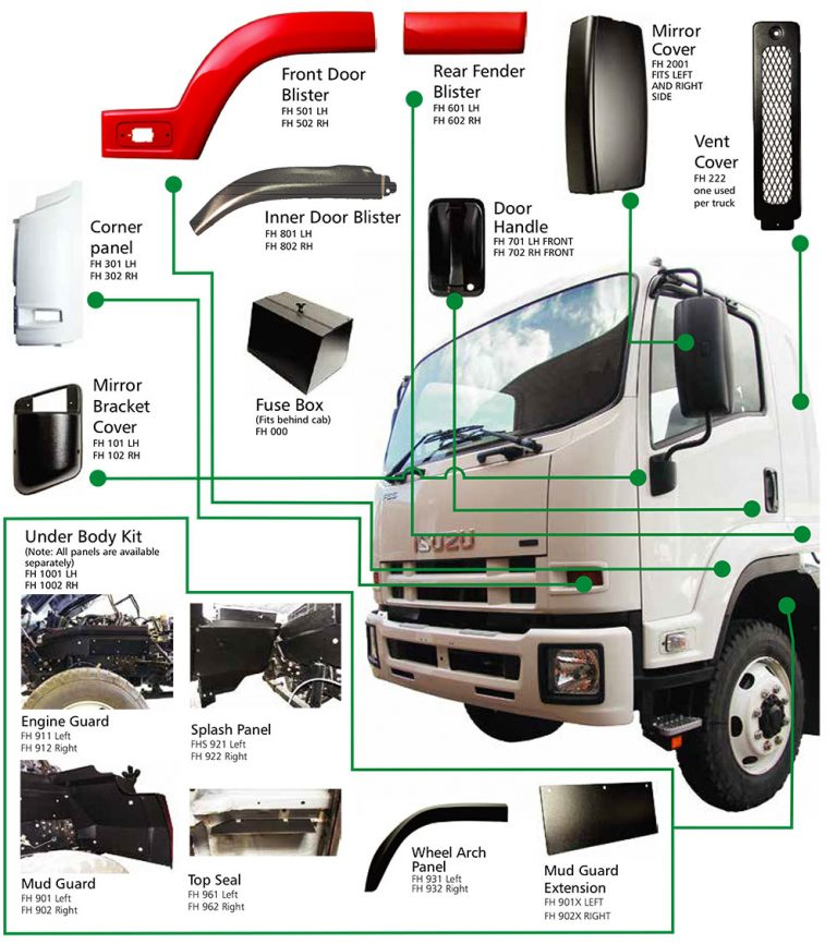 Isuzu-F-550600-Series-Single-Cab